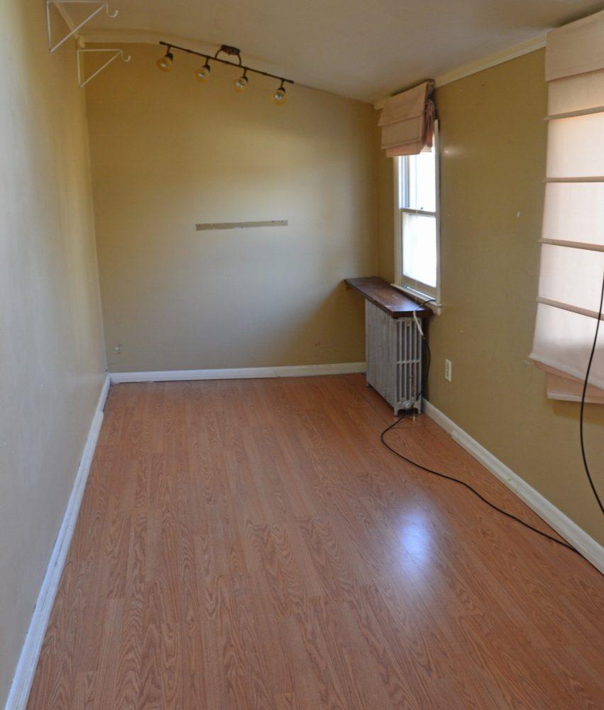 2nd Floor Den/Office/Study or efficicency bedroom