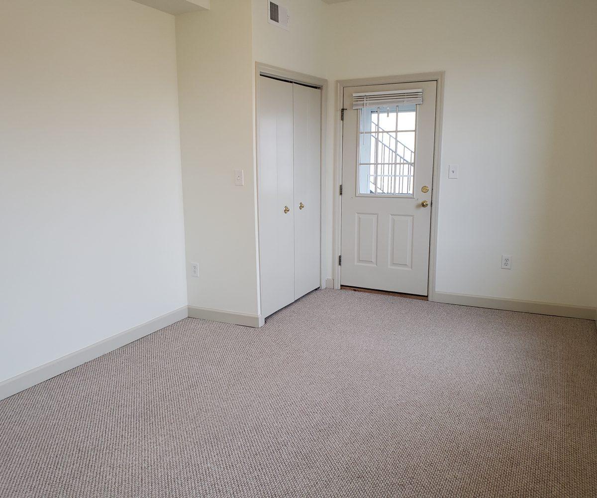 Apt. D - Living Room - view 2